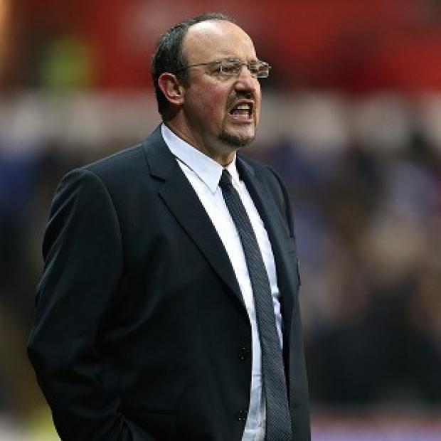 Rafael Benitez believes his Chelsea squad is not strong enough to cope with the demands of this season