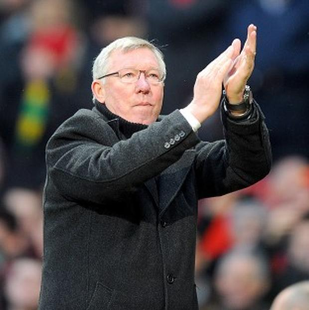 Sir Alex Ferguson, pictured, has told Wayne Rooney he will resume penalty-taking duties