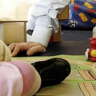 Staff will be able to take charge of six two-year-olds rather than four in a bid to cut childcare costs