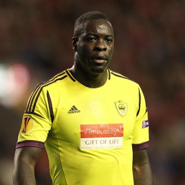 QPR boss Harry Redknapp has revealed an interest in Anzhi defender Christopher Samba, pictured