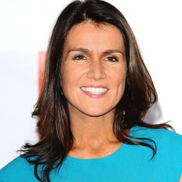 Burnley and Pendle Citizen: Susanna Reid has been named as the favourite breakfast TV presenter