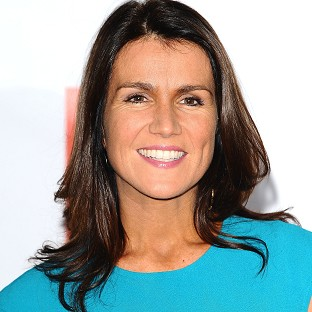 Susanna Reid has been named as the favourite breakfast TV presenter