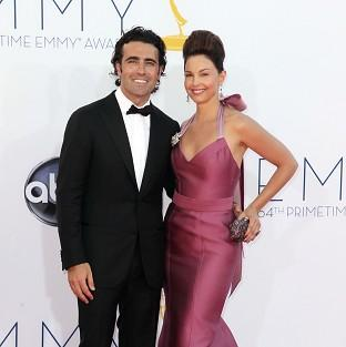 Ashley Judd and Dario Franchitti are ending their marriage (Matt Sayles/Invision/AP)