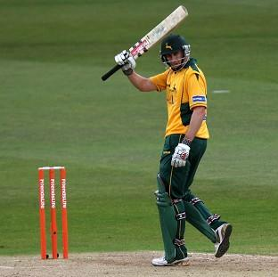 Burnley and Pendle Citizen: David Hussey is returning to Nottinghamshire for an eighth stint with the county
