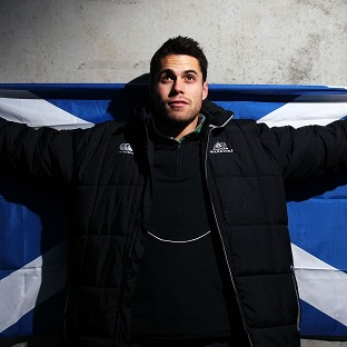 Sean Maitland is excited to make his Scotland debut this Saturday