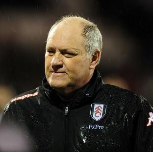 Martin Jol was pleased to see his side beat West Ham