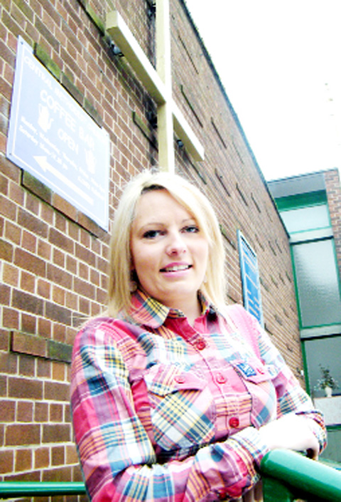 Former Burnley bad girl Jemma on a mission to help kids