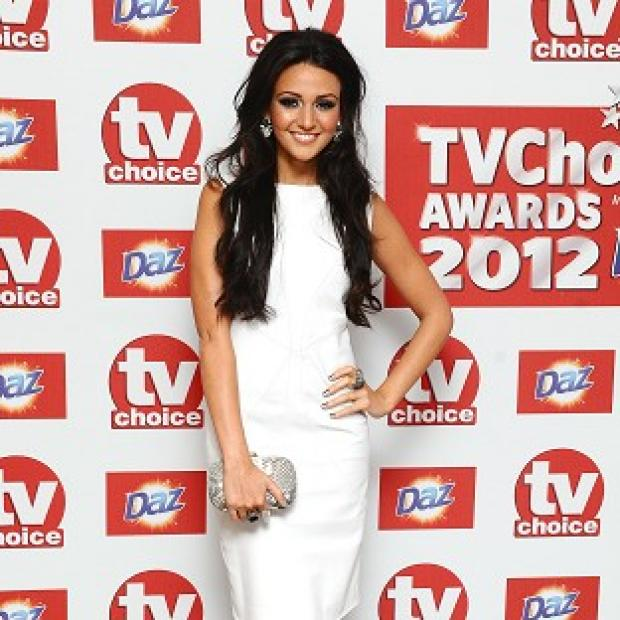 Michelle Keegan has a soft spot for Union J