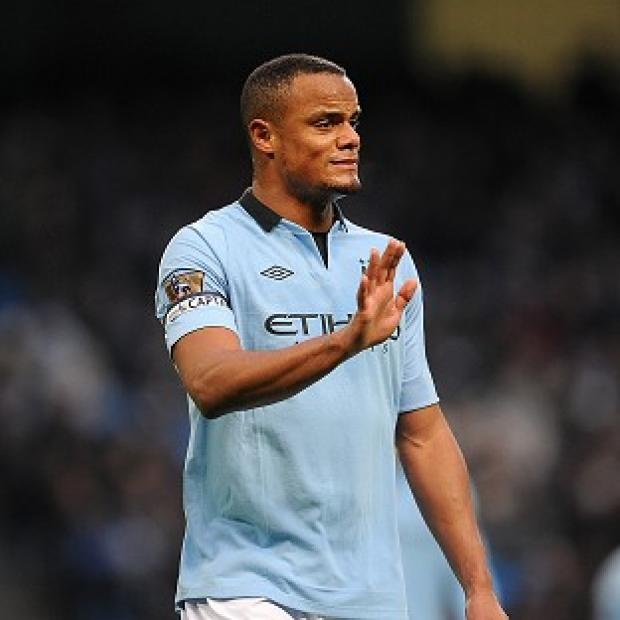 Vincent Kompany wants nothing less than the Premier League title