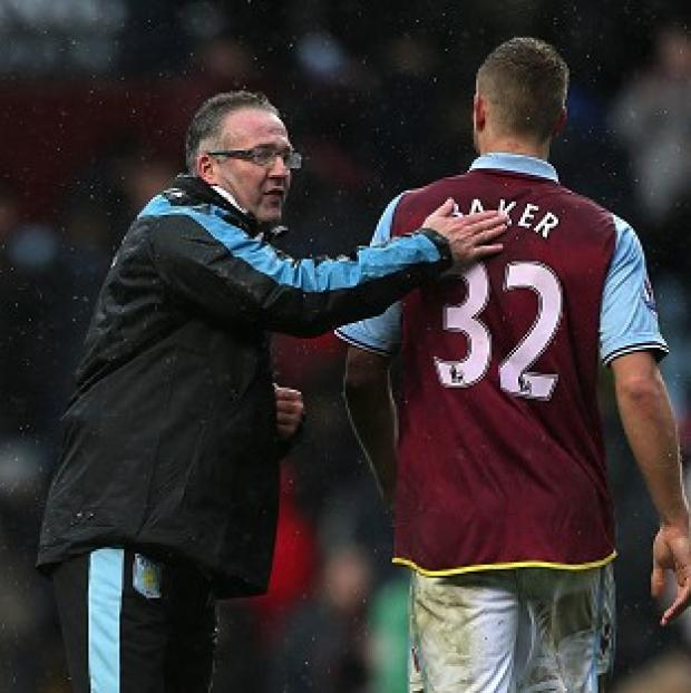 Burnley and Pendle Citizen: Manager Paul Lambert, left, hopes the win over West Ham will be the first of many