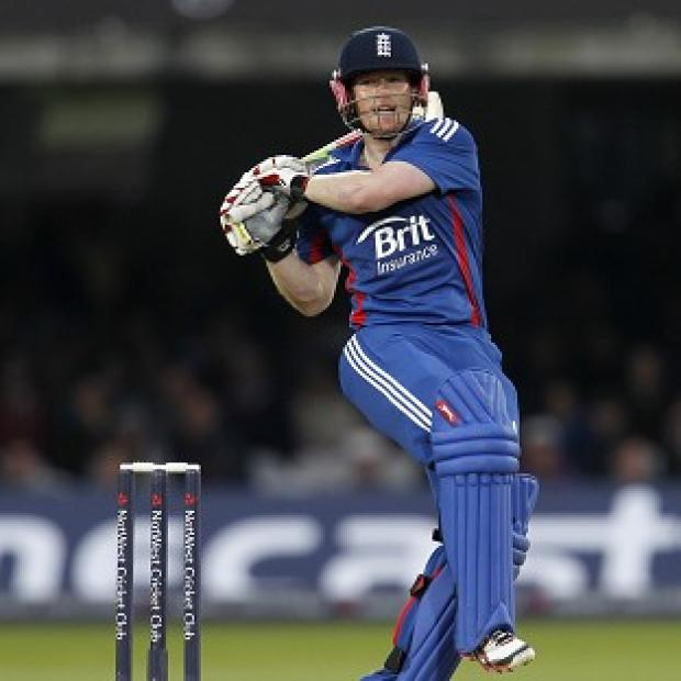 Burnley and Pendle Citizen: Eoin Morgan has shrugged off a back complaint
