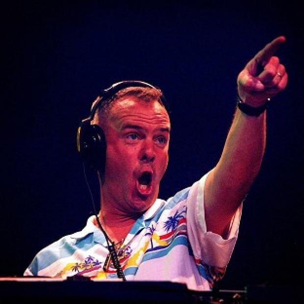 Fatboy Slim will DJ at the House of Commons
