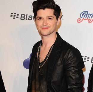Danny O'Donoghue has been hit by a bug
