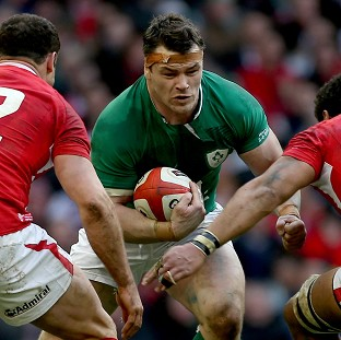 Cian Healy is suspended for Ireland's RBS 6 Nations games against Scotland and France