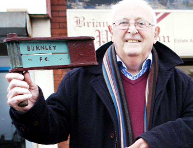 Brian Pilkington is celebrating his 80th birthday
