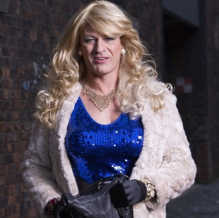 Sean Bean has been nominated for an RTS award for his protrayal of a transvestite