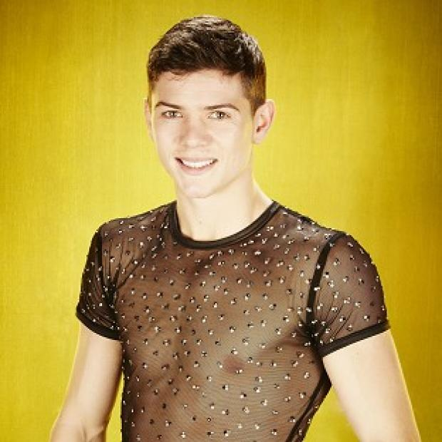Luke Campbell said competing on the show can put a strain on relationships