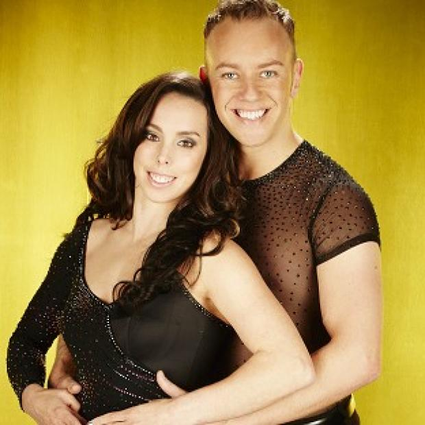 Beth Tweddle and Daniel Whiston have won this year's Dancing On Ice