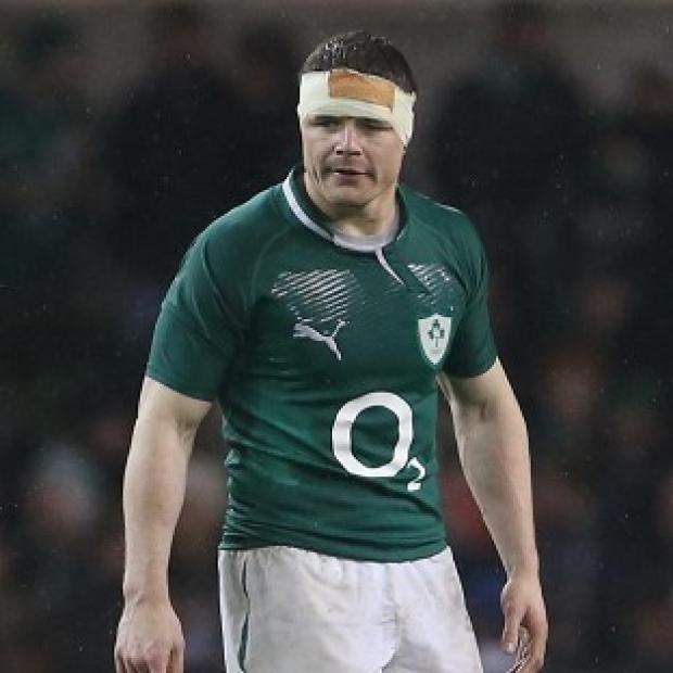 Brian O'Driscoll has been passed fit to take his place in the Ireland team