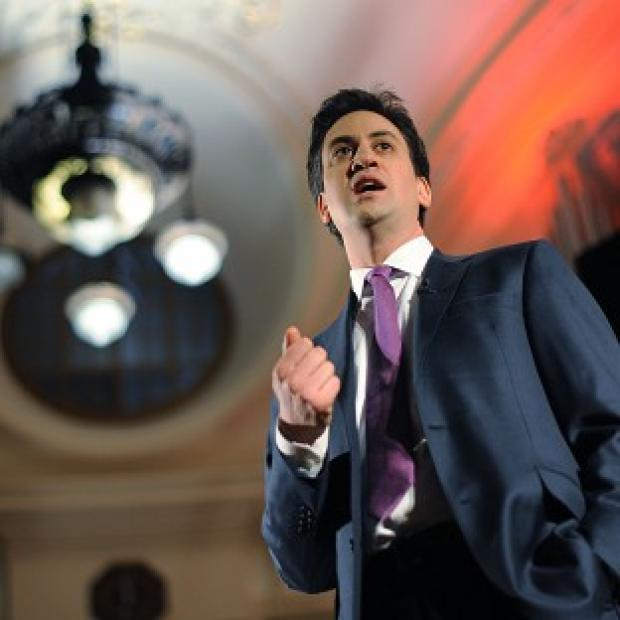 Ed Miliband has urged MPs to 'stand up for the victims' of press abuse by enshrining a new press regulator in law in a crunch Commons vote