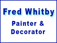 Fred Whitby Painter & Decorator