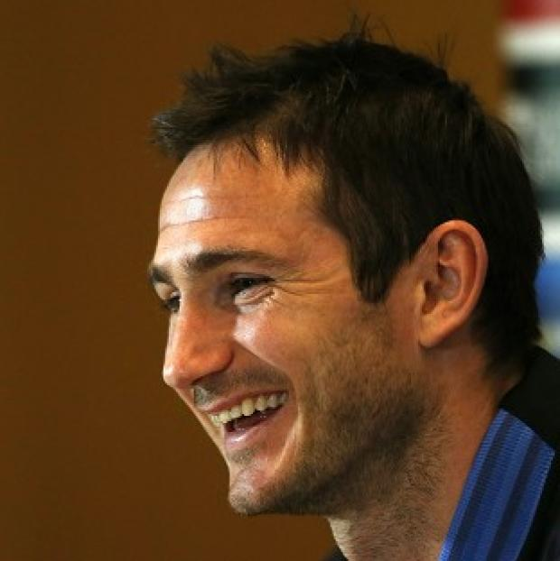 Frank Lampard, pictured, has hailed the recent form of Rio Ferdinand