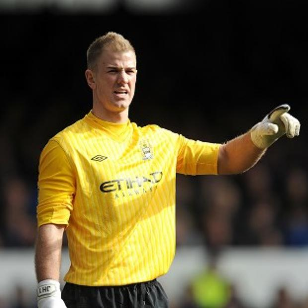 Joe Hart insists Manchester City have not given up on the title