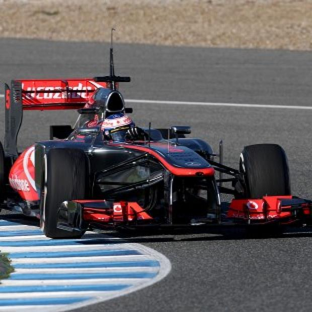 Jenson Button has no idea when the issues with the latest McLaren will be rectified