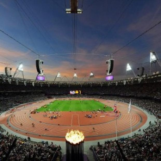 The Olympic Stadium will be converted into a 54,000-seater venue