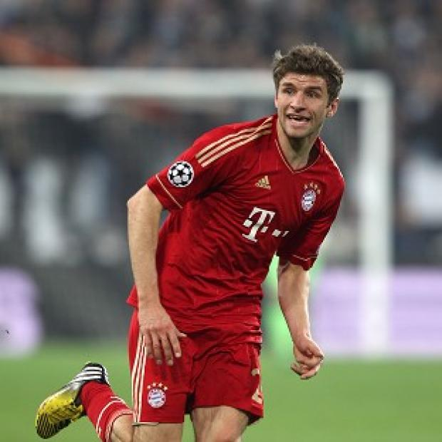 Burnley and Pendle Citizen: Thomas Muller hit a brace as Bayern Munich crushed Barcelona