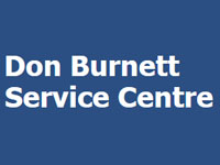 Don Burnett Service Centre