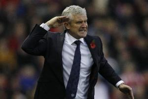 Burnley defended well, says Stoke City boss Hughes