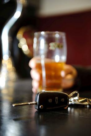 Burnley drink-driver hit alcohol refuge before driving off without bumper
