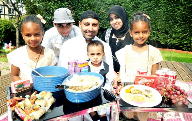 East Lancashire residents gear up for Eid