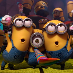 Despicable Me 2 has been a major box office hit