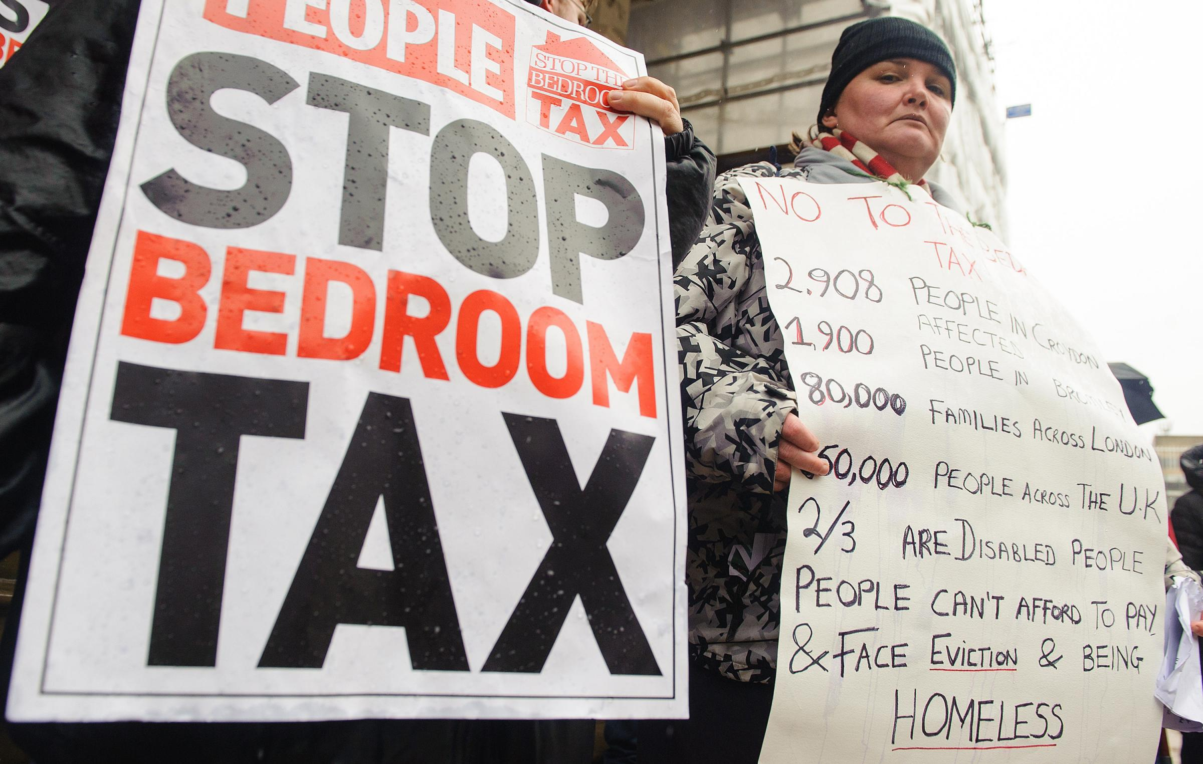 Changes to controversial bedroom tax move step closer