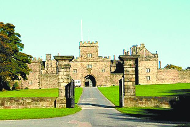 Burnley and Pendle Citizen: Hoghton Tower