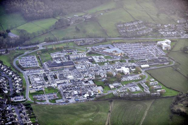 Video-link on agenda at Airedale Hospital