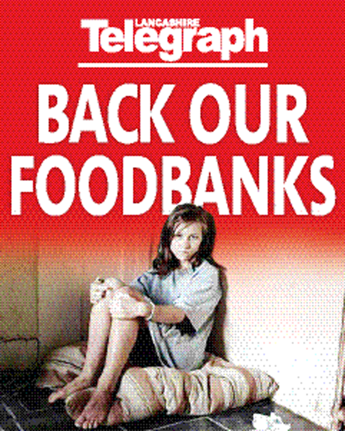 One in five borrow to feed family in North West