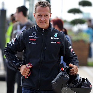 Michael Schumacher remains in an artificially induced coma