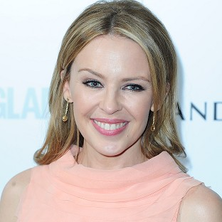 Kylie Minogue is a new coach on The Voice