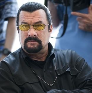 Steven Seagal is considering a shot at Arizona's highest office
