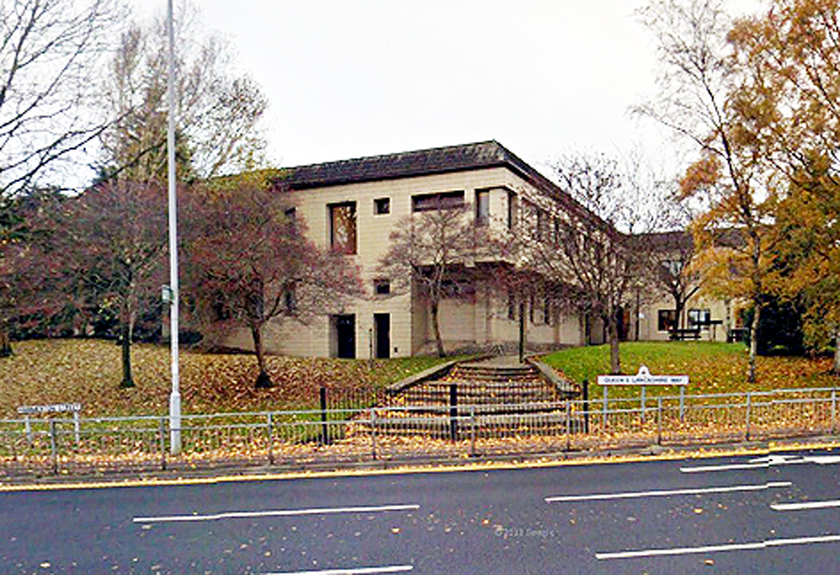 Burnley Crown Court