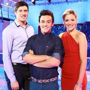 Burnley and Pendle Citizen: Vernon Kaye and Gabby Logan host Tom Daley's diving show Splash!