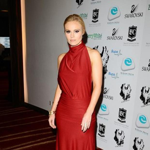 Burnley and Pendle Citizen: Michelle Dewberry has been diagnosed with skin cancer
