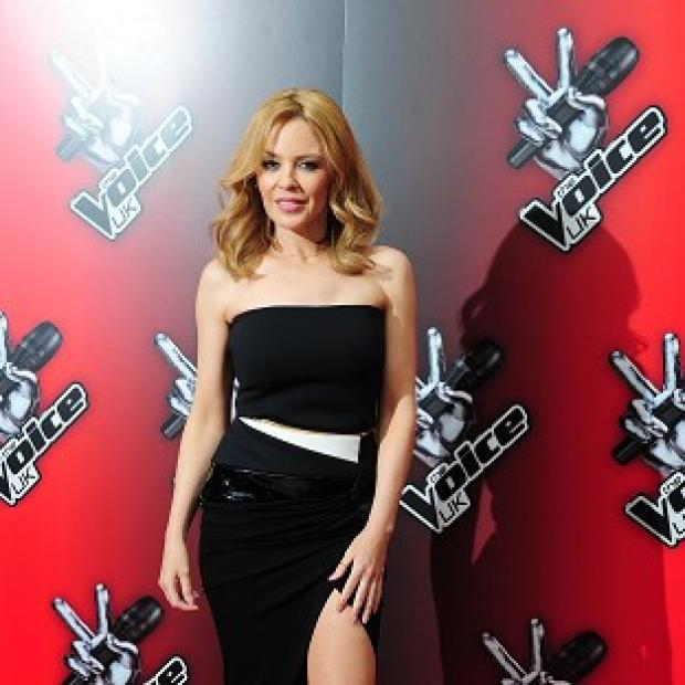 Burnley and Pendle Citizen: Kylie Minogue lost her confidence when it came to spinning around