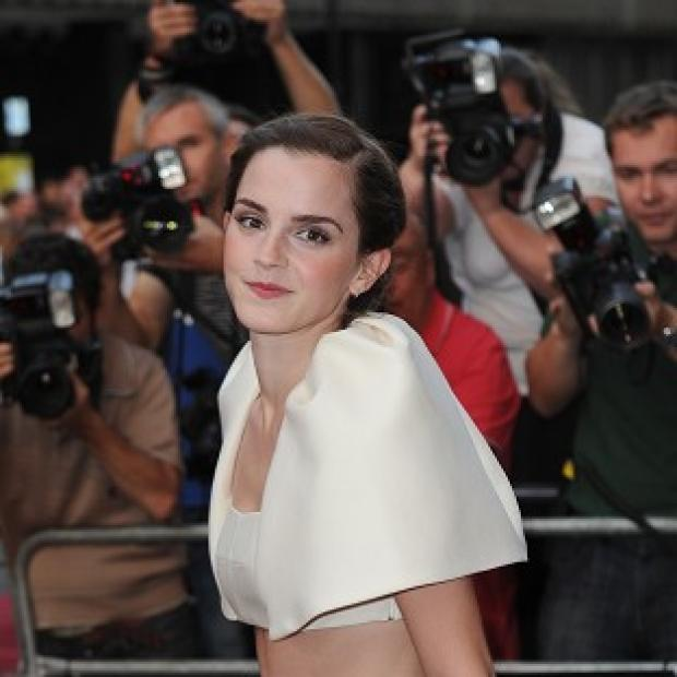 Burnley and Pendle Citizen: Emma Watson is said to be dating an Oxford University student