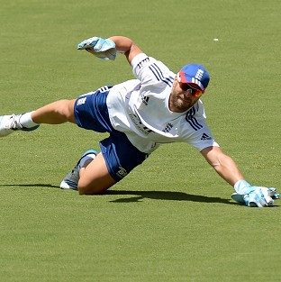 Matt Prior was dropped for the last two Ashes Tests