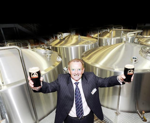 'Give-up-the-drink  do-gooders' rapped by Burnley brewery boss