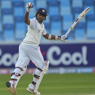 Mahela Jayawardene's knock of 129 included 15 fours (AP)